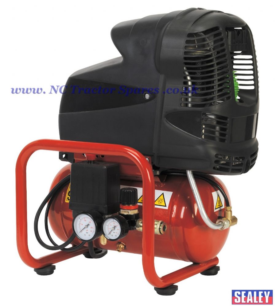 Compressor 6ltr Direct Drive 1.5hp